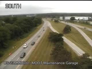 MDOT - Mi Drive Corridor Camera Image