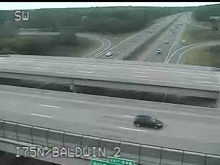 Traffic Cam @ Baldwin 2 - North
