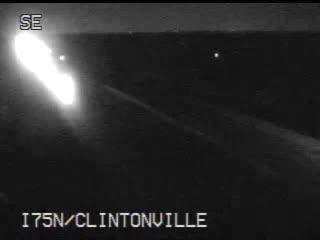 Traffic Cam @ Clintonville - north