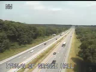 Traffic Cam @ N of Grange Hall - north
