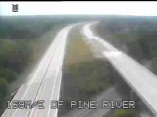 Traffic Cam @ E. of Pine River - east