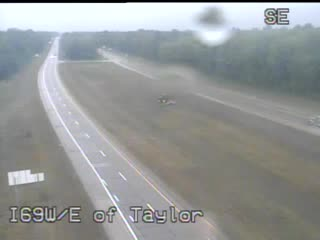 Traffic Cam @ E. of Taylor - west