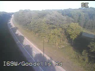 Traffic Cam @ Goodells Rd - west