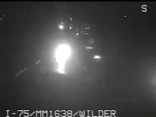 I-75 @ Wilder